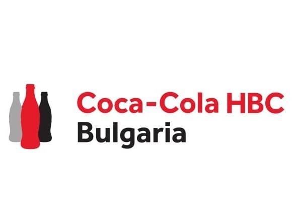 Coca Cola HBC Bulgaria logo