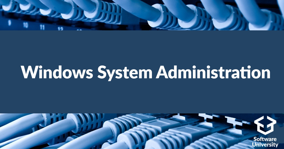 Windows System Administration  icon