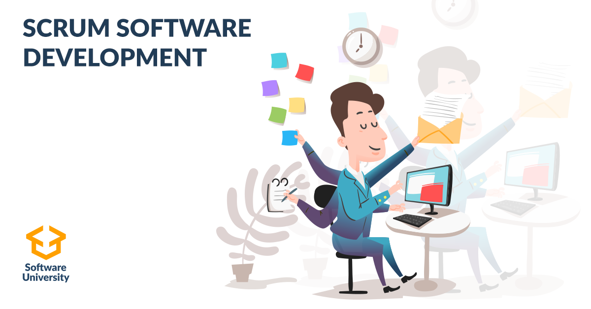 Agile Software Development with Scrum icon