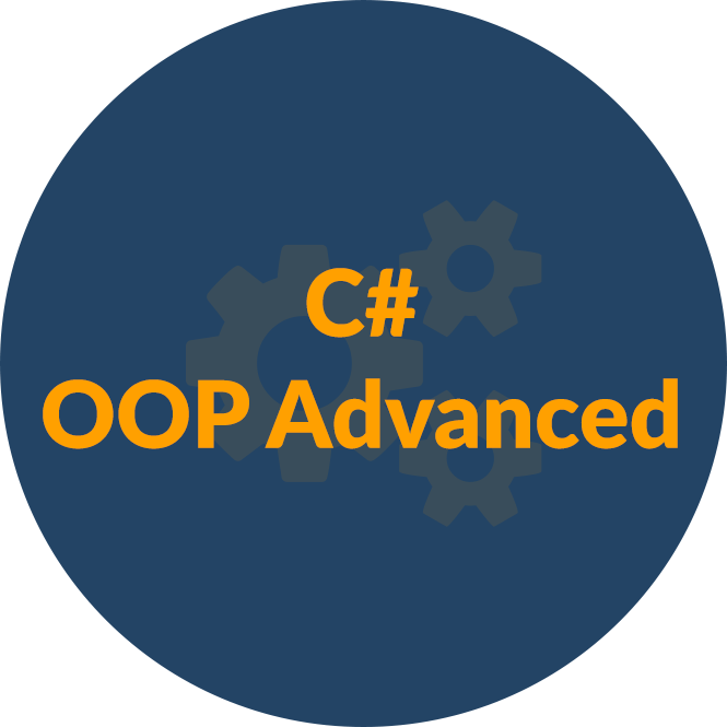C# OOP Advanced - ноември 2018 icon