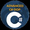C# OOP Advanced - март 2018 icon