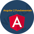 Angular 2 Fundamentals - юли 2017 icon