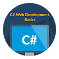 C# Web Development Basics - януари 2017 icon