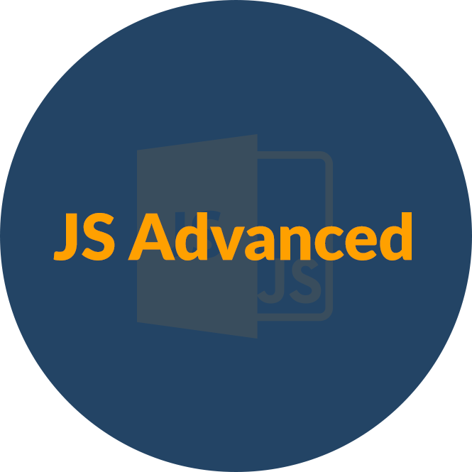 Advanced JavaScript - февруари 2016 icon