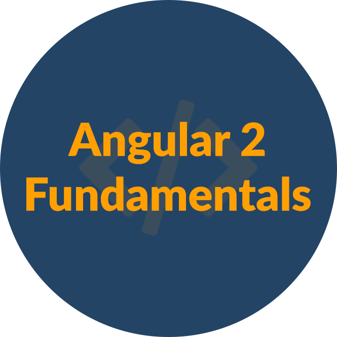Angular Fundamentals – ноември 2017 icon