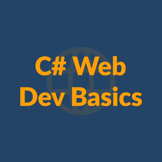 C# Web Development Basics - септември 2018 icon