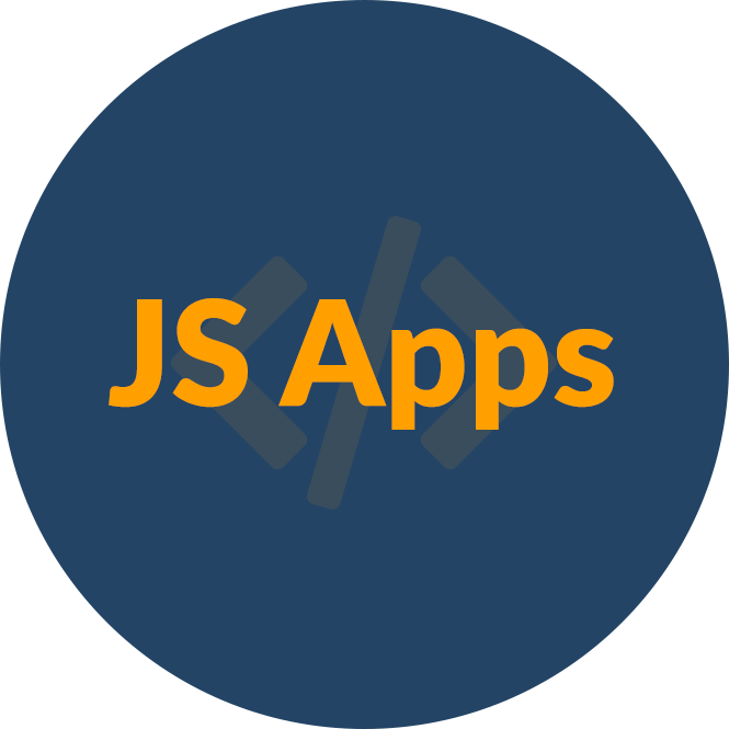 JS Applications - март 2018 icon