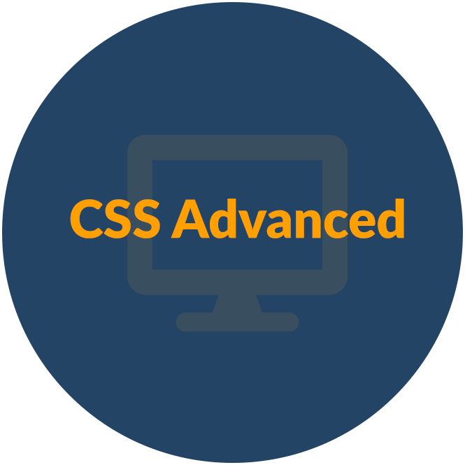 CSS Advanced - юли 2020 icon