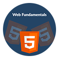 Web Fundamentals - HTML5 - януари 2017 icon