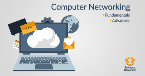 Computer Networking - април 2021 icon