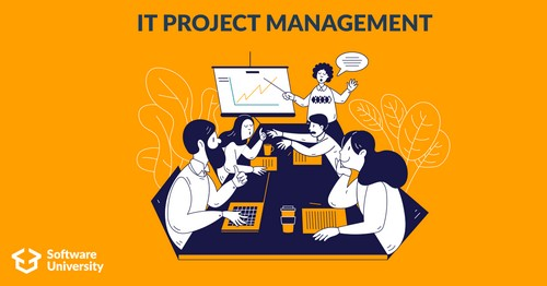 IT Project Management - октомври 2019 icon