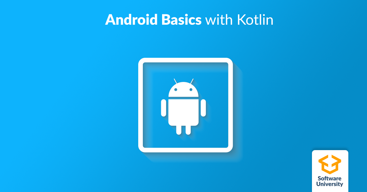 Android Basics with Kotlin icon