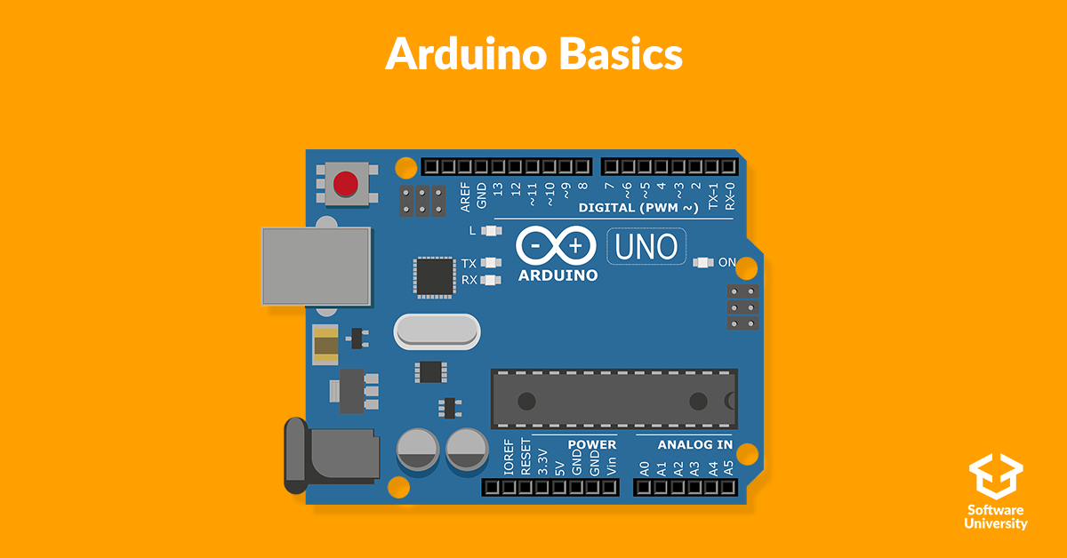 Arduino Basics & IoT icon