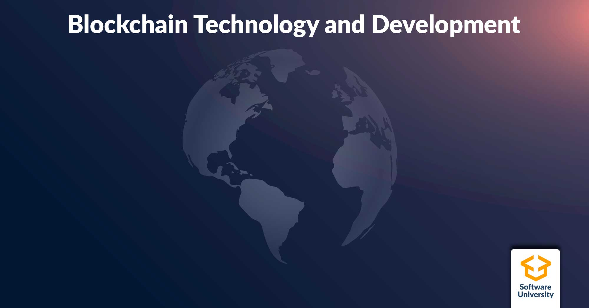 Blockchain Technology and Development - октомври 2018 icon