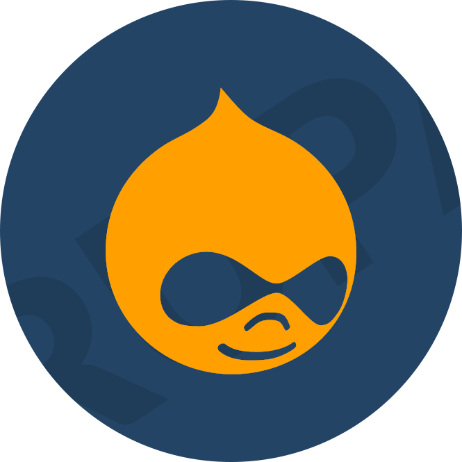 Drupal Front-Еnd - януари 2016 icon