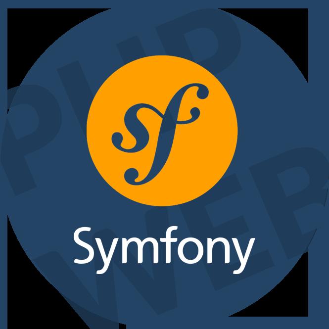 PHP MVC Frameworks - Symfony - ноември 2018 icon