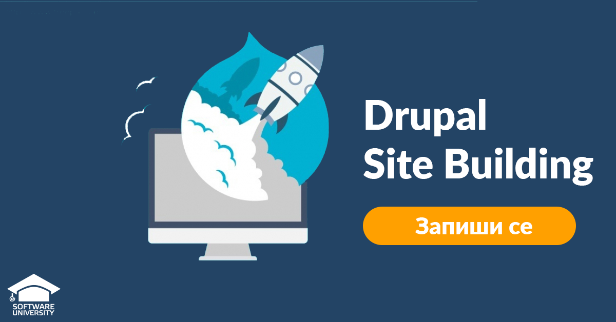 Drupal 8 Site Building  icon