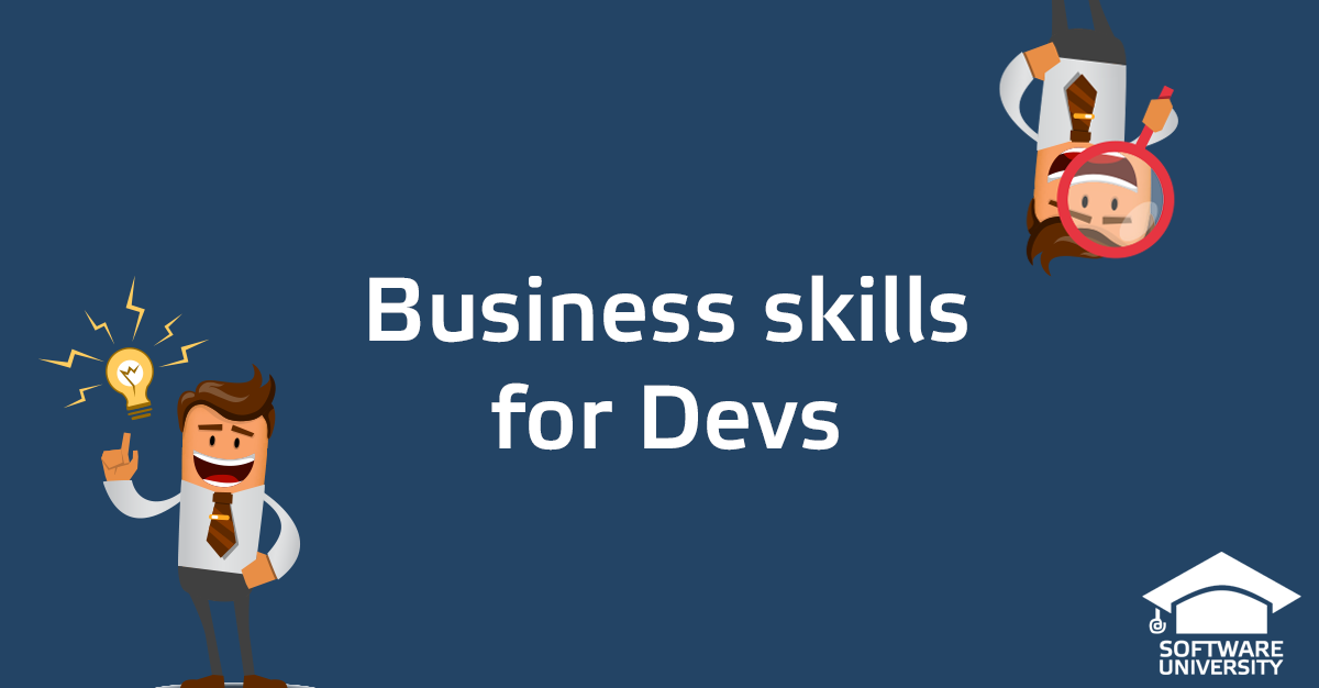 Business Skills for Developers  icon