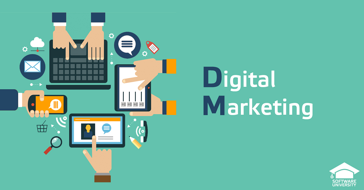 Digital Marketing and SEO icon