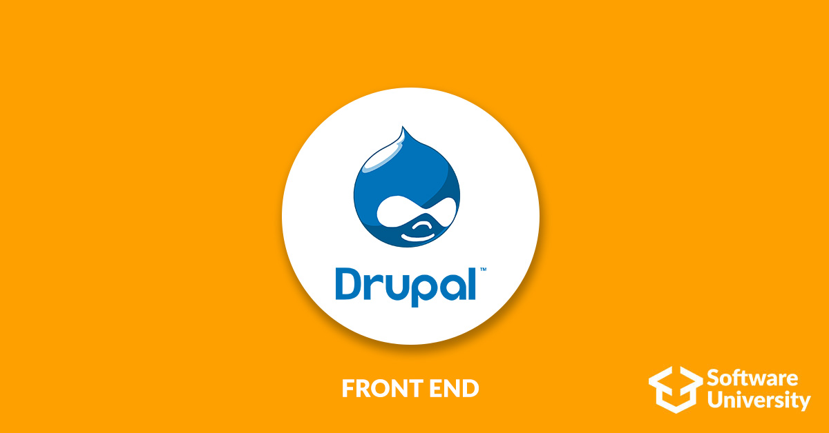Drupal Front-Еnd icon