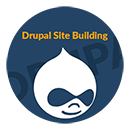 Drupal 8 Site Building - октомври 2016 icon