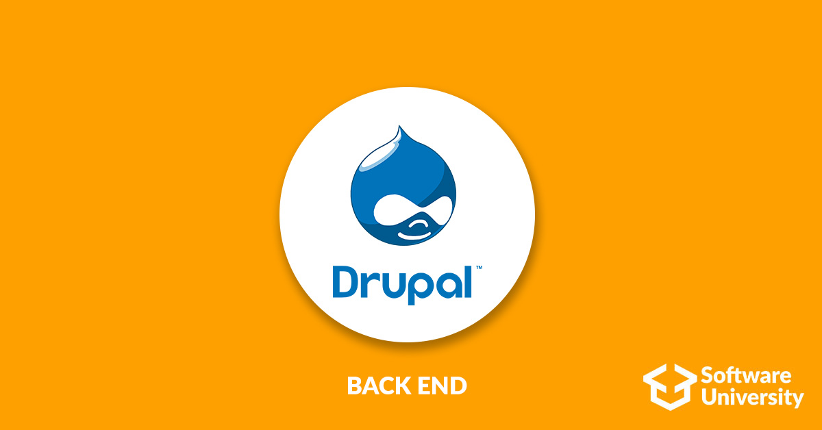 Drupal Back-end  icon