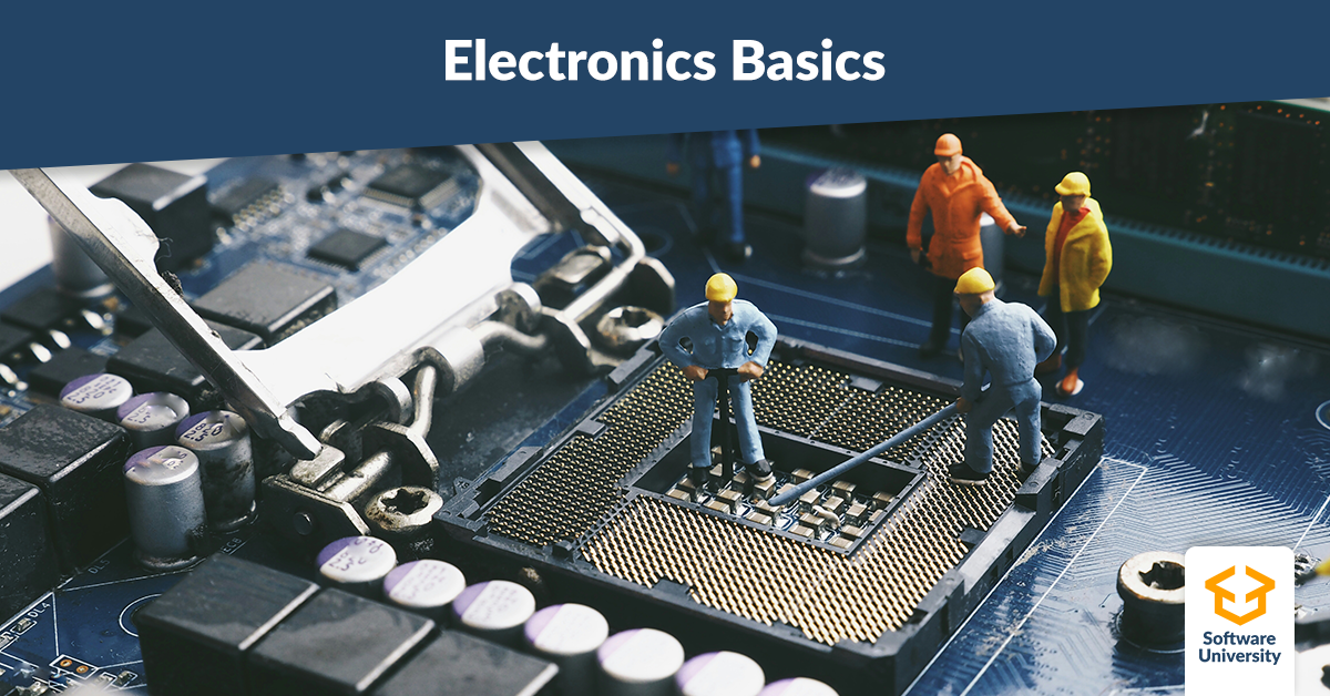 Electronics Basics icon