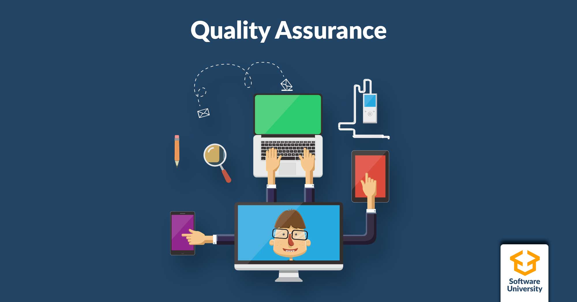 Quality Assurance - януари 2018 icon