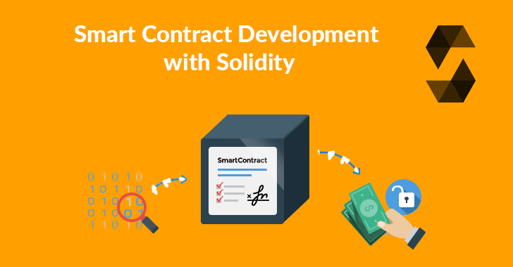 Smart Contract Development with Solidity icon