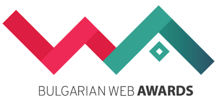 Bulgarian Web Awards Logo