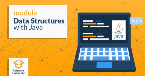Data Structures with Java - май 2021 icon
