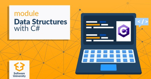 Data Structures with C# - май 2021 icon