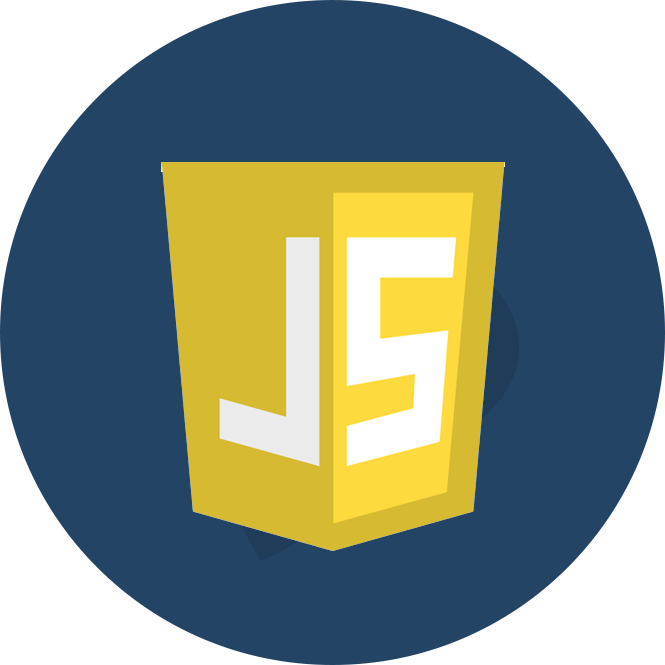 JavaScript for Front-End - декември 2019 icon